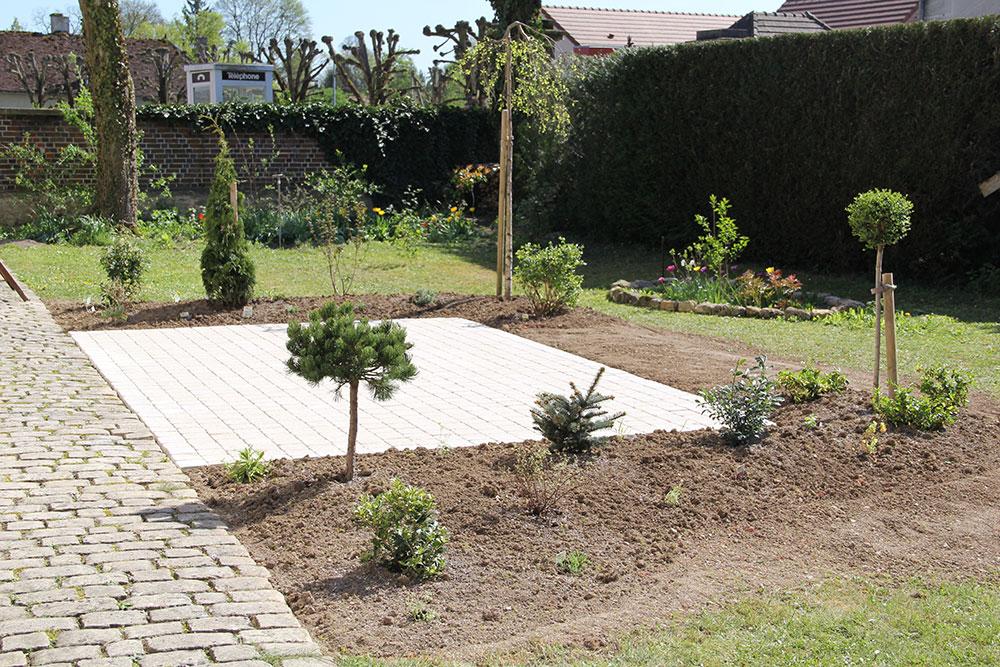 Alain js carret paysagistes vous propose entretien de for Service entretien jardin